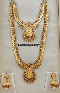 Gold Bridal Jewellery Sets, Gold Temple Jewellery, Gold Bangles Design, Gold Earrings Designs, Gold Jewelry Simple, Image Hd, Choker, Gold Necklace, Blouse
