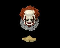 IT's Pennywise is possibly even scarier in LEGO form