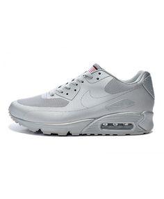 fe35143d2cf3c Homme Nike Air Max 90 Argent Hyp Prm Chaussures