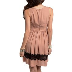 Dusty Rose Dress