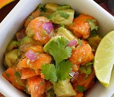 Dr Oz: Slim Belly Salad Recipe    1 avocado  3 oranges  Toss with 1 Tbsp extra virgin olive oil  Add a dash of salt