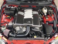 Lexus IS430 engine