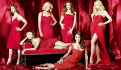 Actrices stars - Desperate Housewives.