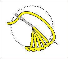 Blanket titch pinwheel