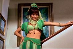 The evil sister of Jeannie.  Just love this character.  All she wanted was her sis' cute Master.