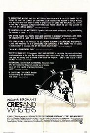 Cries & Whispers Poster