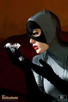 Catwoman from Batman: The Animated Series #Cosplay