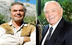 Ernest Borgnine (Jonathan)  Legendary actor Ernest Borgnine even had a small part on 'Little House.' Recently, Borgnine earned himself a 2009 Emmy nomination for his work on 'ER.' During his long career, he's won an Academy Award and a Golden Globe for 'Marty' and appeared on TV and in films for nearly 60 years.