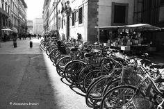 Le bici di Firenze - Concorso fotografico: Italia in bicicletta