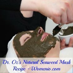 Dr. Oz's Top 5 Homemade Natural Beauty Remedies - Not a big Dr. Oz fan but these masks seem neat.
