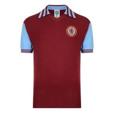 8f13f22c2ab Aston Villa 1981 Retro Football Shirt Retro Football Shirts, Retro Shirts,  Football Cards,