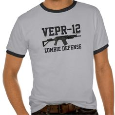 VEPR 12 Shirt - Zombie Defense