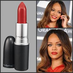 christmas deal Mac Ruby Woo2 rihanna lipstick