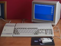 Commodore Amiga 500 GVP HD8+