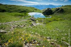 Lac de l'Hivernet - 2352m   Parc National des Ecrins - Alpes - France NIKON D800 + NIKON 16-35mm f/4G AF-S ED VR RAW + Lightroom v5.7 07/2016  #Alpes #Ecrins #Montagne #alps #mountain #parcnational #parcnationaldesecrins #hautesalpes #hivernet #lac #lacdelhivernet #nature #naturephotography #naturephotographer #Trek #trekking #hiking #randonnée #rando #nikonphotographers #nikon #briançon
