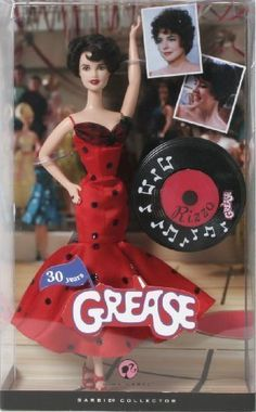 Barbie Pink Label Collection Grease Barbie Doll « Game Searches