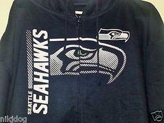 Seattle-Seahawks-Mens-Big-and-Tall-Sweatshirt-Hoodie-Licensed