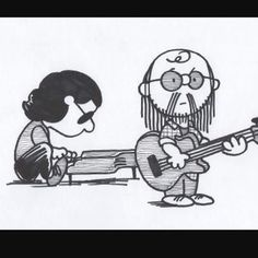 Steely Dan's Walter Becker and Donald Fagan