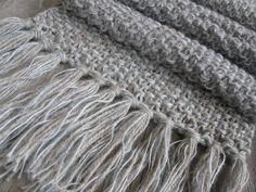 a.n.i.m.é.: Modèle facile et rapide à tricoter! Réaliser un châle magnifique au tricot.