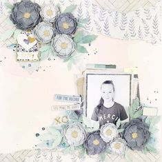 You Make Me Happy layout How To Make Scrapbook, Scrapbook Cards, Apple Picture, Flower Letters, Image Layout, Scrapbook Page Layouts, Scrapbooking Ideas, You Make Me Happy, Layout Inspiration