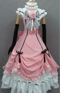 Onecos Black Butler Ciel Phantomhive Cosplay Costume by O...