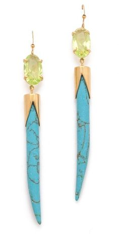 Kelly Wearstler Faceted Stone Earrings | SHOPBOP | Use Code: EXTRA25 for 25% Off Sale Items