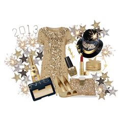 """Happy New Year 2013"" by mama-candy on Polyvore"