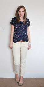 Merrick's Art // Style + Sewing for the Everyday Girl: Wide Leg Trouser Refashion (Tutorial)