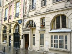 Great little hotel/B&B for the price. 90 euro a night, in premiere location. Must call months in advance.    01 43 54 44 53 Perched at the tip of the Ile de la Cité, housed as it is in a 17th-century building that once served as the printing house of King Henri IV. The property is clean, but amenities are few and furnishings are simple.
