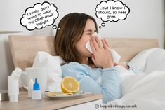 Always try to use CPAP during a cold or flu, to help to recover quicker. http://www.hope2sleep.co.uk/blog/cpap-masks-with-a-cold.html