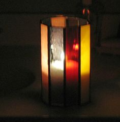 Candle Cover - The Dale Maley Family Web Site