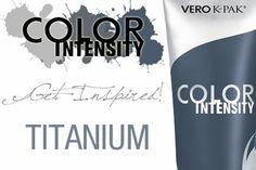 Get inspired! #Titanium #ColorIntensity #VKC