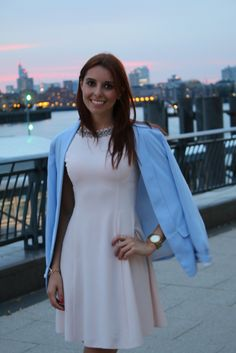 Pastel Colours for a Special Occasion in Sunny London | Miss Street Chic
