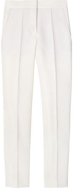 Alfred Wool Skinny Pants Stella Mccartney