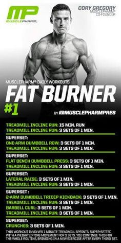 MP Fat Burner #1