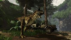 Primal Carnage: Extinction Coming to PC and Primal Carnage: Genesis on Hold Indefinitely Jurassic World, Jurassic Park, Godzilla, Primal Carnage, Dinosaur Games, First Person Shooter, End Of Summer, Prehistoric, Mammals