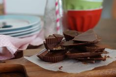 would you like coconut oil with that Gluten free, sugar free, dairy free chocolate recipe.