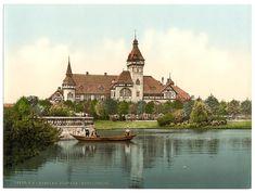 Zdjęcie numer 11 w galerii - Niemiecki Wrocław na kolorowych zdjęciach z amerykańskiej Biblioteki Kongresu