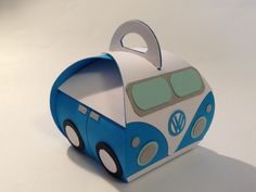 Curvy Keepsake box VW version : My stampin' Up Blog More