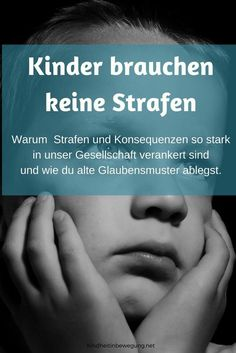 Ein Kind zu strafen, wenn es sich anders verhält, als die Eltern wollen, ist ti… To punish a child when it behaves differently than the parents want is deeply rooted in our society. Are consequences better? Baby Co, Baby Kids, Education Quotes, Kids Education, Kids And Parenting, Parenting Hacks, Parenting Quotes, Kids News, Parents