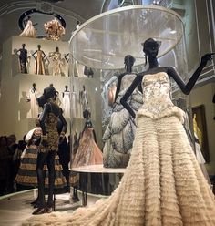 Christian Dior - designer of dreams 5 hours in Paris just for the fashion exhibition of the year! I took literally thousands of pictures Im so sorry to inform you that I will post a lot of them but Im sure you wont get bored so soon! #christiandior #fashionexhibition #lesartsdecoratifs