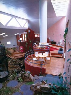 Archive of Affinities 80s Interior Design, Best Interior, Bubble House, San Diego, Vintage Interiors, House Rooms, My Dream Home, Interior Architecture, Decoration