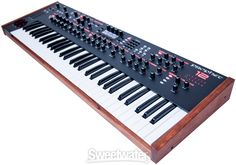 Dave Smith Instruments Prophet 12 61-key Synthesizer | Sweetwater.com