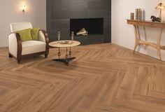Timber Tiles in Melbourne – Metric Tile Wood Effect Porcelain Tiles, Wood Effect Tiles, Cafe Interior Design, Interior And Exterior, Outside Flooring, Timber Tiles, Imitation Parquet, Vintage Wood, House Colors