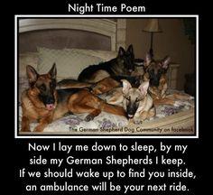 Night time memo
