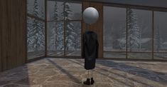 https://flic.kr/p/21Hmcn4 | The Magritte Affair-02 | At Binemust maps.secondlife.com/secondlife/Binemust/132/156/717