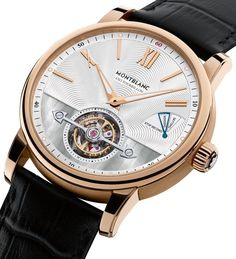 Montblanc 4810 ExoTourbillon Slim Watches and Special Editions For North America, Europe, And Asia