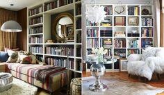 Estantes decoradas - Inspire-se com decorações criativas para seu quarto