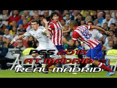 PES 2015 PC GAMEPLAY | SUPERCOPA DE ESPAÑA ATLETICO DE MADRID - REAL MADRID