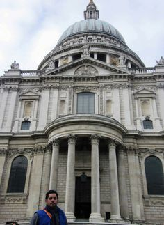 St. Paul cathedral. London, England